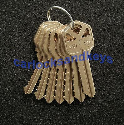 New Kwikset Kw1 Depth Keys Depth-keys Key Machine