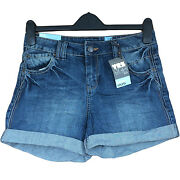 Denim Hotpant Shorts