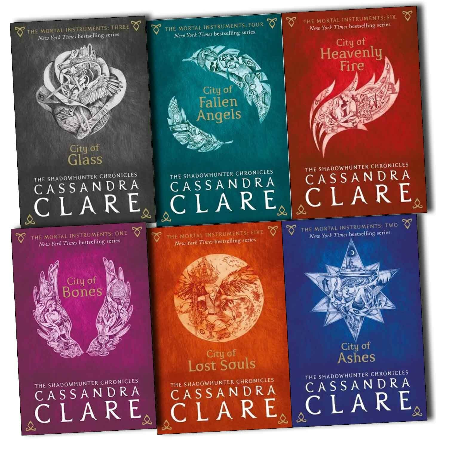 the mortal instruments books - 1000×1000
