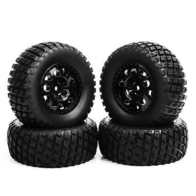 1:10 Scale  Tire & Wheel RC Short Course Truck 12mm Hex For TRAXXAS SlASH #262