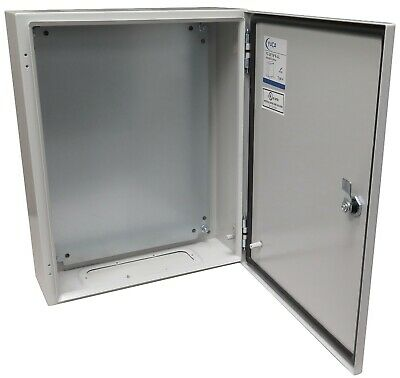 Yuco Yc-20x16x6-ul Electrical Box Ip66 Nema 4 Enclosure Gland Screw Plate