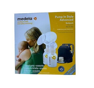 Medela Double Breast Pump Kit, Pump In Style Advanced,  Backpack *Brand New*