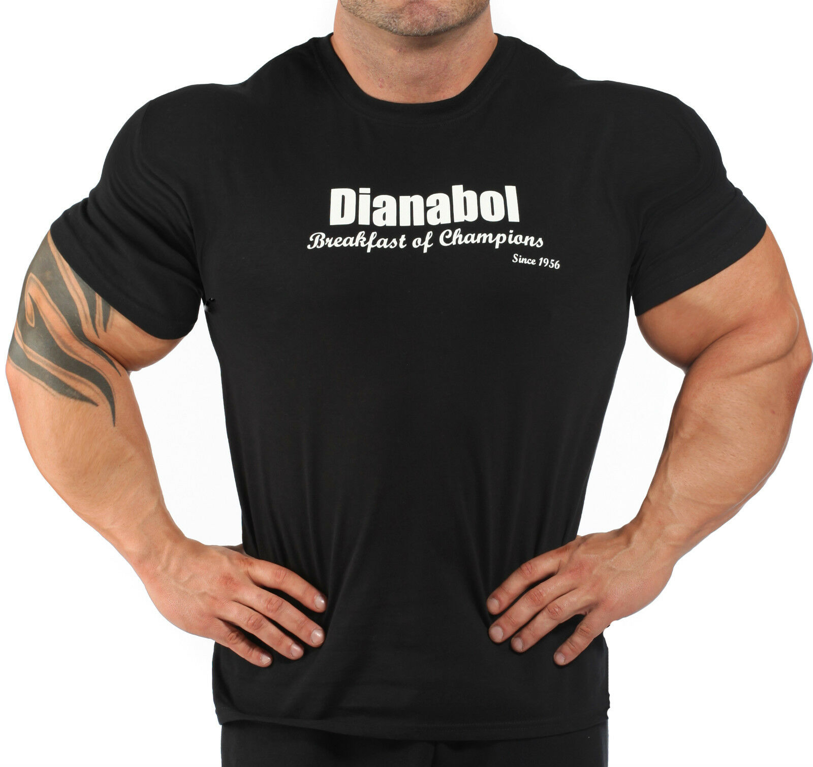 Black steroid bodybuilding t shirt workout gym clothing j for T shirts for gym workout