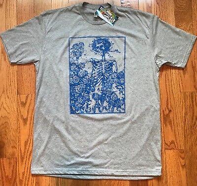 Grateful Dead Phish (Grateful Dead t-shirt Bertha Dead and Company Screen printed Phish festival )