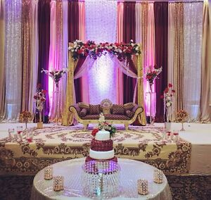 Affordable wedding decor pacages