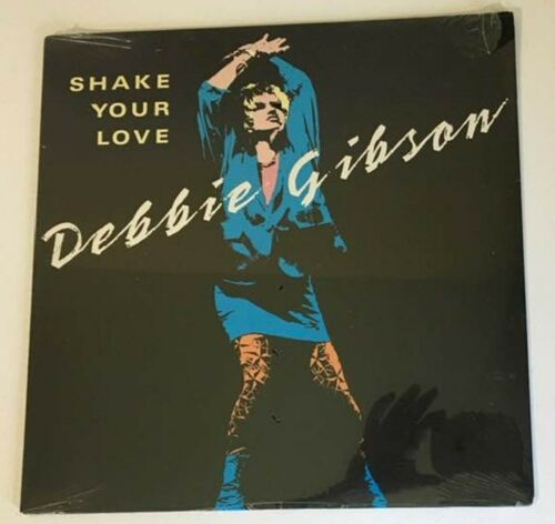 DEBBIE GIBSON-SHAKE YOUR LOVE--EXTENDED SINGLE 1989-SEALED/NEVER OPENED