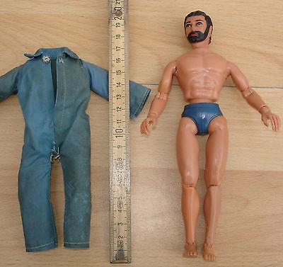 Mego Figur / Action Team Man von 1974