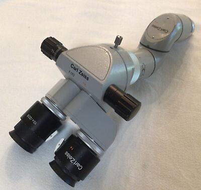 Carl Zeiss F 170 T Binoculars 10x22b - For Surgical Microscope