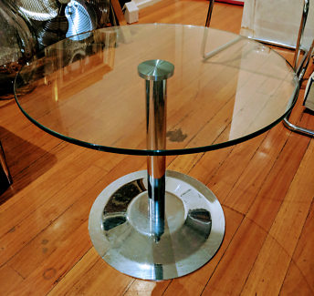 glass top coffee table bedside table Coffee Tables Gumtree