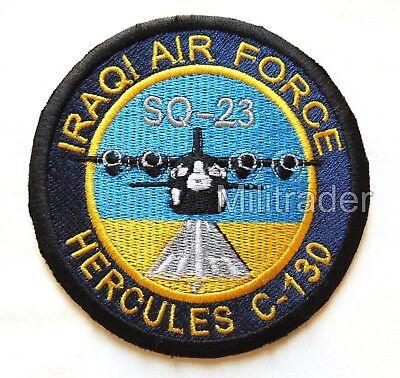 Iraqi Air Force 23rd Squadron Hercules C-130 Patch