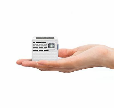 AAXA Technologies P2-A Smart Pico Wi-Fi Bluetooth Portable Mini Proj (REFURB)
