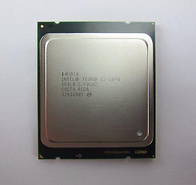 Intel Xeon E5-2690 - 2.9 GHz 8-Core CPU Processor LGA2011 3.8Ghz Turbo OEM boxed online kaufen