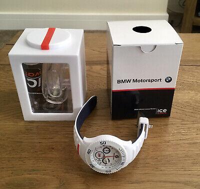 Ice-Watch BMW Motorsport Men Chronograph Watch - White