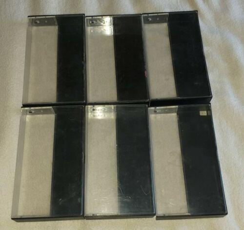 Glasbox Paket (leere Klappglasboxen) passend für Arcade,Movie,Spectrum,Atlas usw
