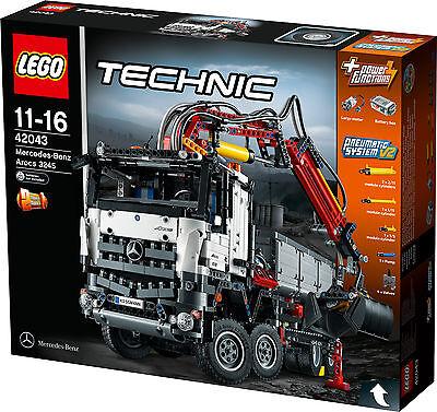 LEGO Technic Mercedes-Benz Arocs 3245 (42043)  - Fantastic Christmas Gift !!