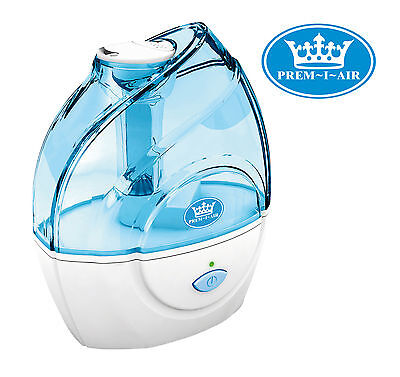 Prem-I-Air Bebe Mini Relieve Dry Atmosphere Ultrasonic Humidifier Purifier Humid