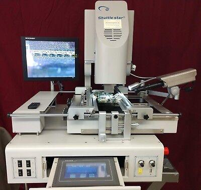 Smd Bga Rework Station - Model Sv560 With Side View Camera