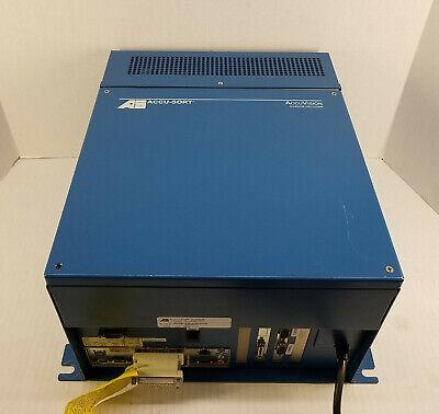 Accu-sort Accuvision Av4000e Decoder Pc With Single Channel Camera Link Board