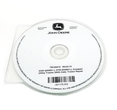 Used, John Deere 4520(650001-)/4720(650001-) Compa