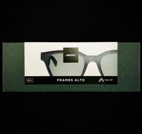 Bose Frames Alto Audio Sunglasses, Black - Large | New Sealed!!