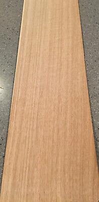 White Oak Wood Veneer 7 Sheets 30 X 8.5 12 Sq Ft