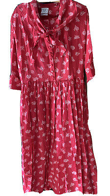 vintage laura ashley dress 14
