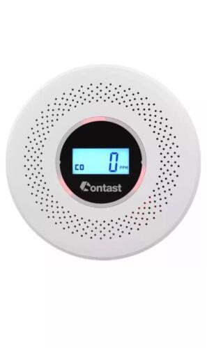 Combination Smoke & Carbon Monoxide Detectors Photoelectric
