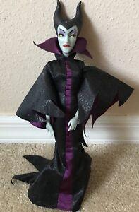 Disney Store Classic Maleficent Sleeping Beauty Evil Queen Villain Doll