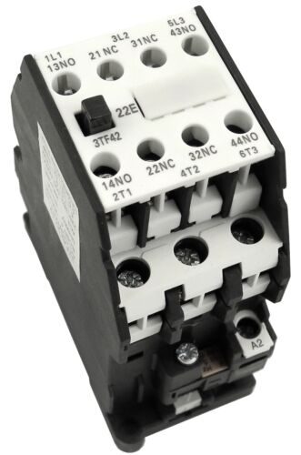 YC-CN-3TF42-2 Replacement for Siemens 3TF4222-0AK6 Contactor 120V Coil
