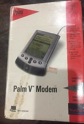 Palm V Modem New in Box   10401U