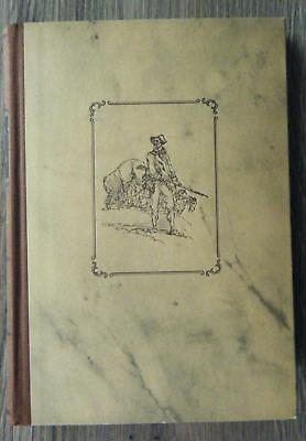 J. F. Cooper Die Prärie Lederstrumpferzählung illustriert Gerhard Goßmann 1957