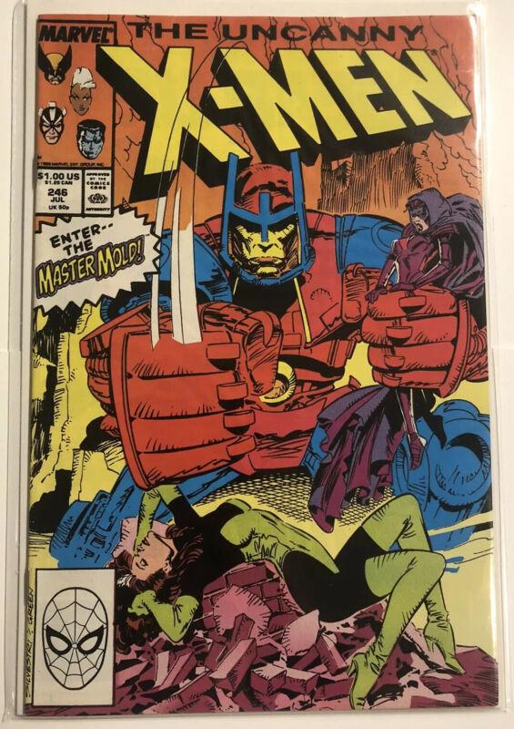 The Uncanny X-Men #246 (Marvel Comics)