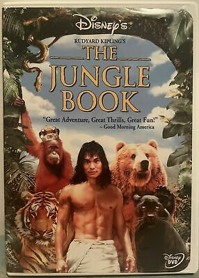 The Jungle Book (DVD, 2002) - Jason Scott Lee - Lena Headey