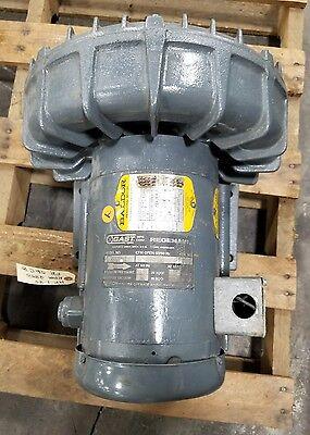 Gast Baldor R5325a-2 Regenair Regenerative Blower Vacuum 3 Phase 3274sr