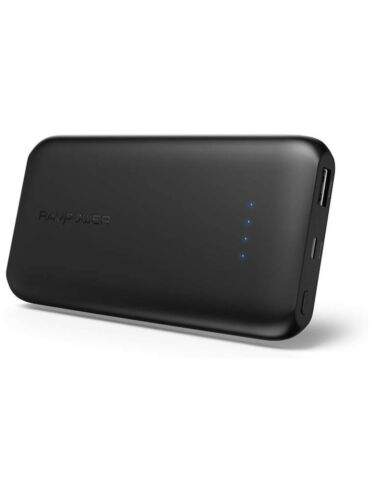 Quick Charge 3.0 10000mAh Portable Charger w/ QC Input & Out