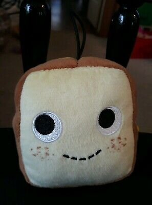 Yummy World Delicious Treats Gary Grilled Cheese Sandwich Small Plush - Small Sandwiches