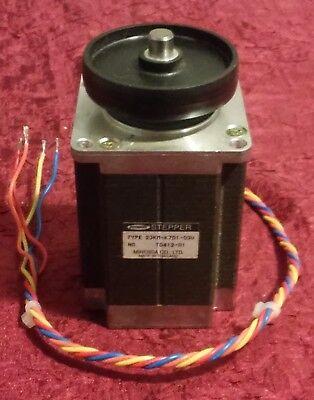 Stepper Motor 1.8 Deg Minebea Astrosyn 23km-k701-03v From Tally T6215 Printer
