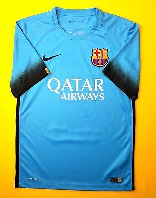 b7dc31db29f 4.9/5 Barcelona third jersey SMALL 2015 2016 shirt 658789-426 soccer Nike