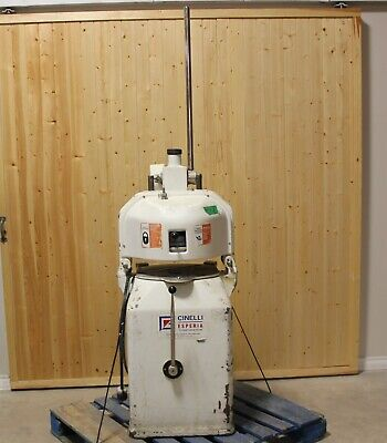 Cinelli Dopas - Semi-automatic Dough 36 Pc Divider Rounder Used