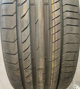 PAIR OF (2) CONTINENTAL 245/35R20 95Y CONTI CPORT CONTACT 5P Seaford Morphett Vale Area Preview