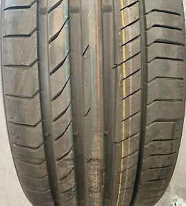 PAIR OF (2) 225/35R18 87W A0 CONTISPORT CONTACT 5 Coorparoo Brisbane South East Preview