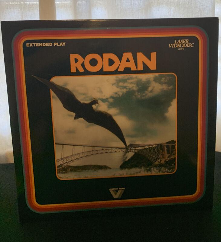 RODAN - Inshiro Honda / Kenji Sawara, Yumi Sharakawa - Laserdisc