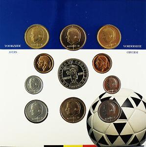 Serie 1994 football coupe du monde 1994 11 monnaies fleur de coin ebay - Coupe du monde football 1994 ...