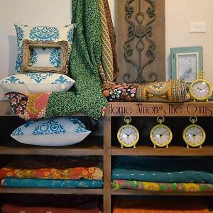 Indian Handmade Kantha Quilts Oakdale Wollondilly Area Preview