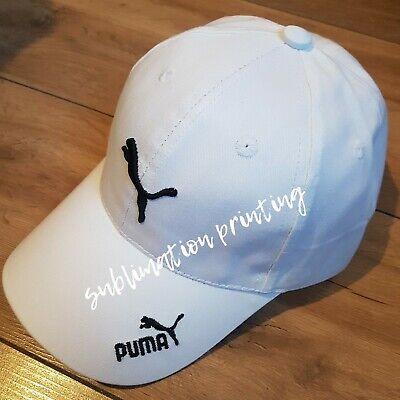 Puma Baseball Cap White