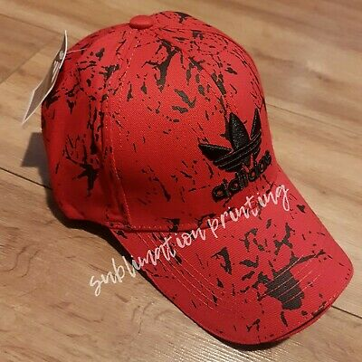Adidas Baseball Cap Red