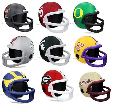 NCAA College Team Airblown Inflatable Lawn - Inflatable Helmets