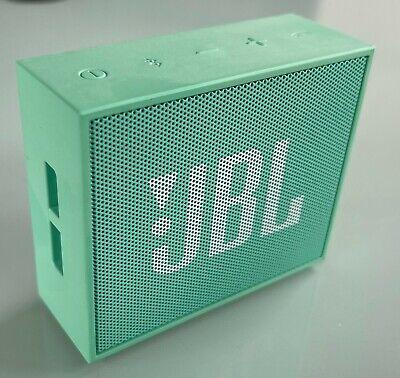 JBL Go tragbarer Bluetooth Lautsprecher türkis