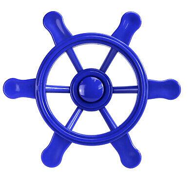 Steuerrad blau Schiffslenker für Spielturm Piratenschiff Lenker blaues Lenkrad  gebraucht kaufen  Bad Salzungen