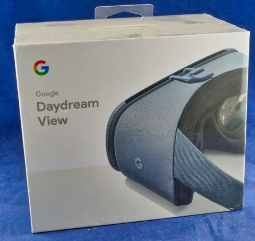 """Google Daydream 2 (Color is """"Fog"""")  Brand New Sealed."""